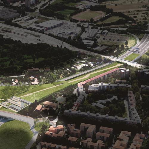 Passante di mezzo, parere favorevole della Città metropolitana in materia ambientale