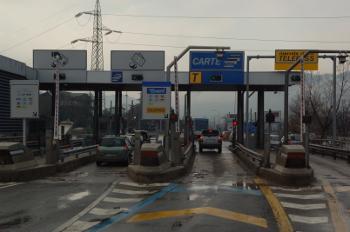 Casello autostradale - Archivio Città metropolitana di Bologna