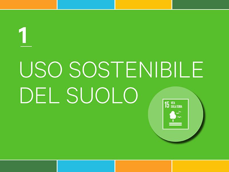 Uso sostenibile del suolo e soluzioni basate sui processi naturali