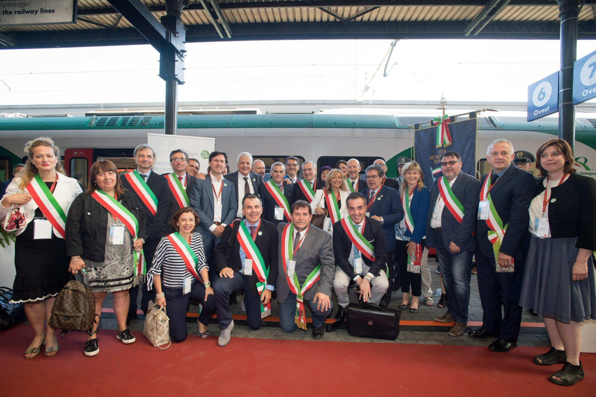 sottoscrizione della Carta di Bologna per l'Ambiente