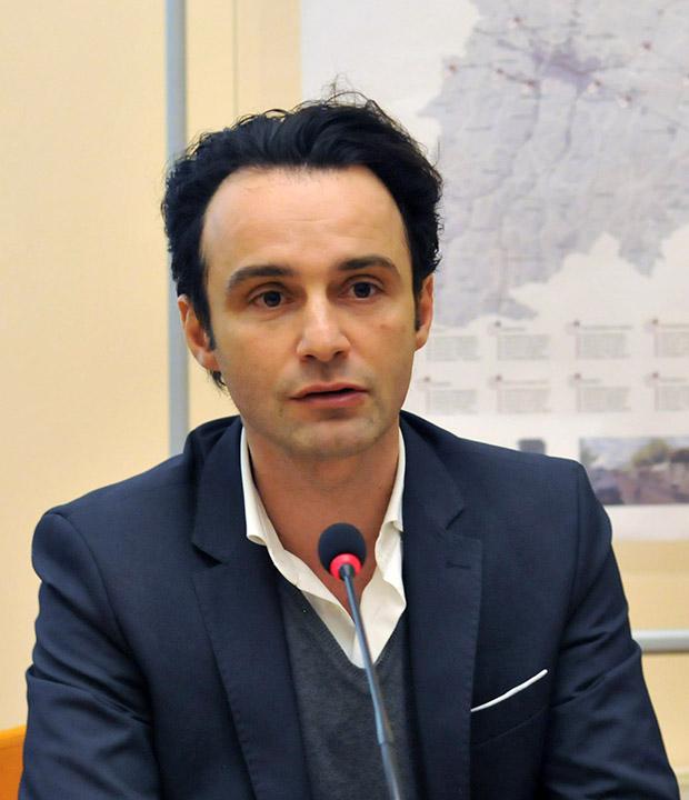 Daniele Ruscigno (sindaco di Valsamoggia)