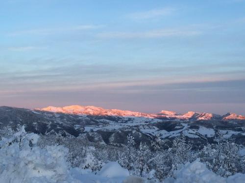 Visuale colline Monterenzio