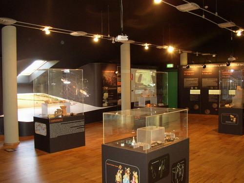Il museo Civitas Claterna