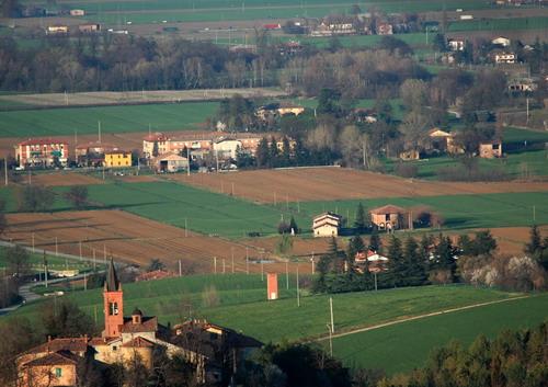 Panoramica e Borgo San Pietro