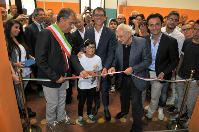 Inaugurazione dell'Istituto