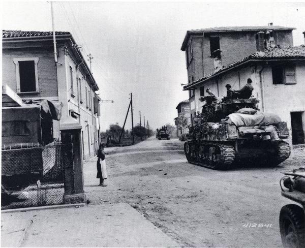 19 aprile 1945 Liberazione di Sasso Marconi