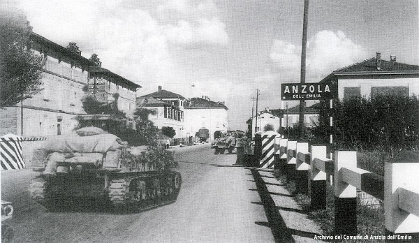 20 aprile 1945 Liberazione di Anzola Emilia