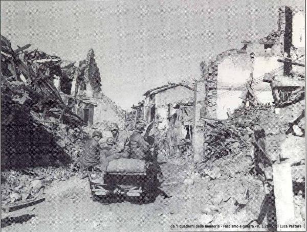 20 - 21 aprile 1945 Liberazione di Pianoro