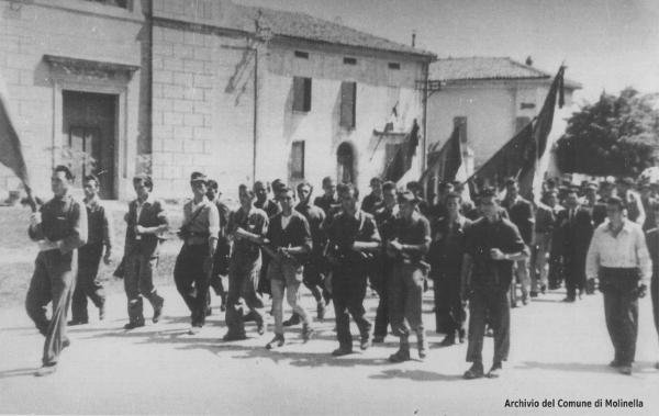 21 aprile 1945 - Liberazione di Molinella
