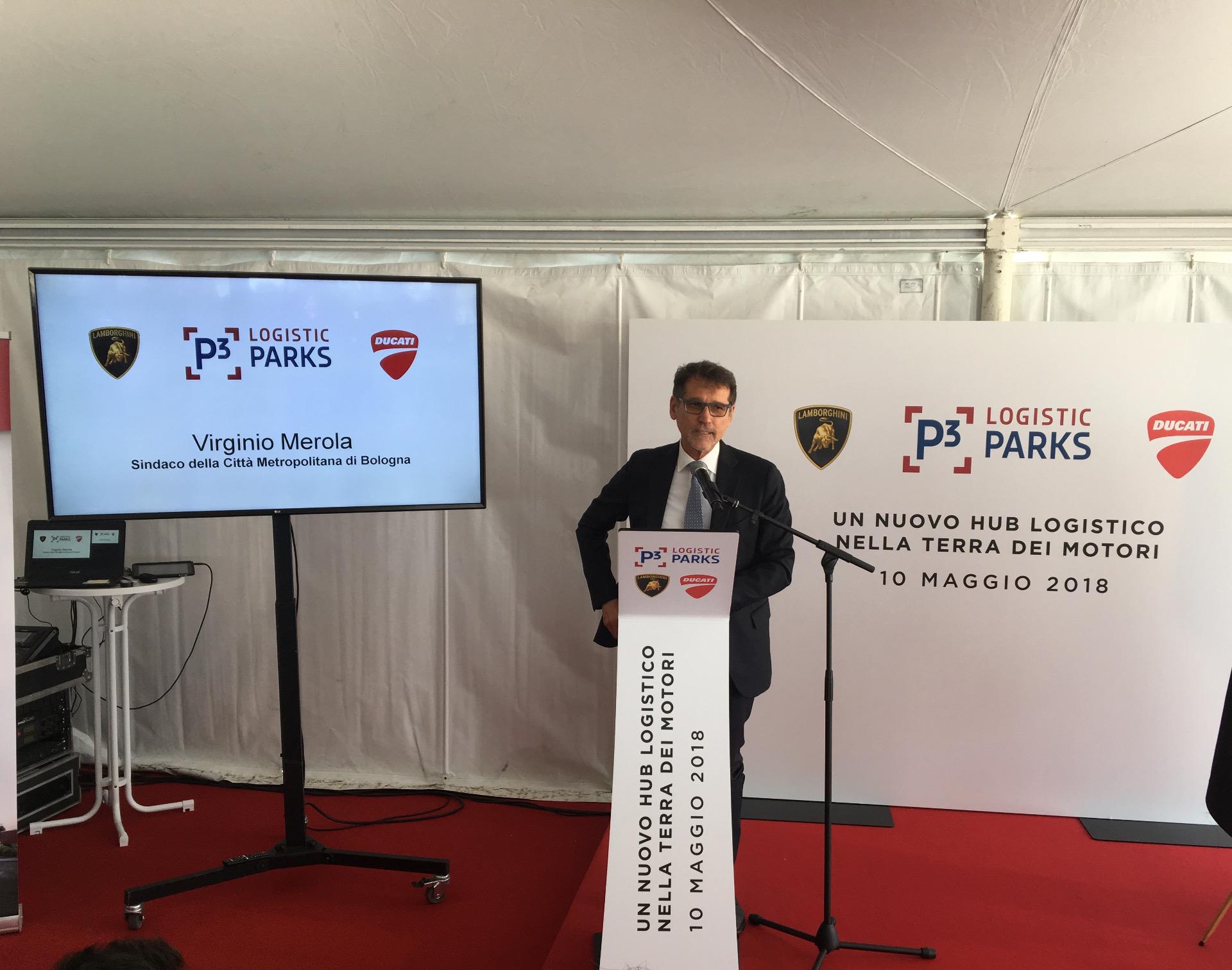 P3 Logistic Parks