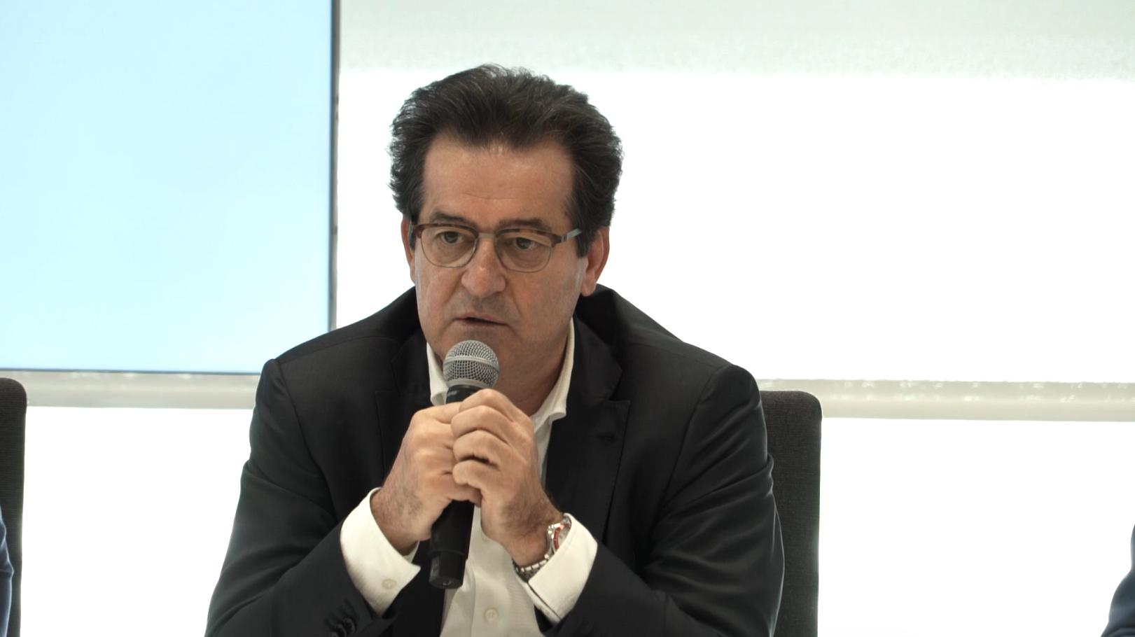 Mauro Sirani, AD Philip Morris Manufacturing&Technology Bologna