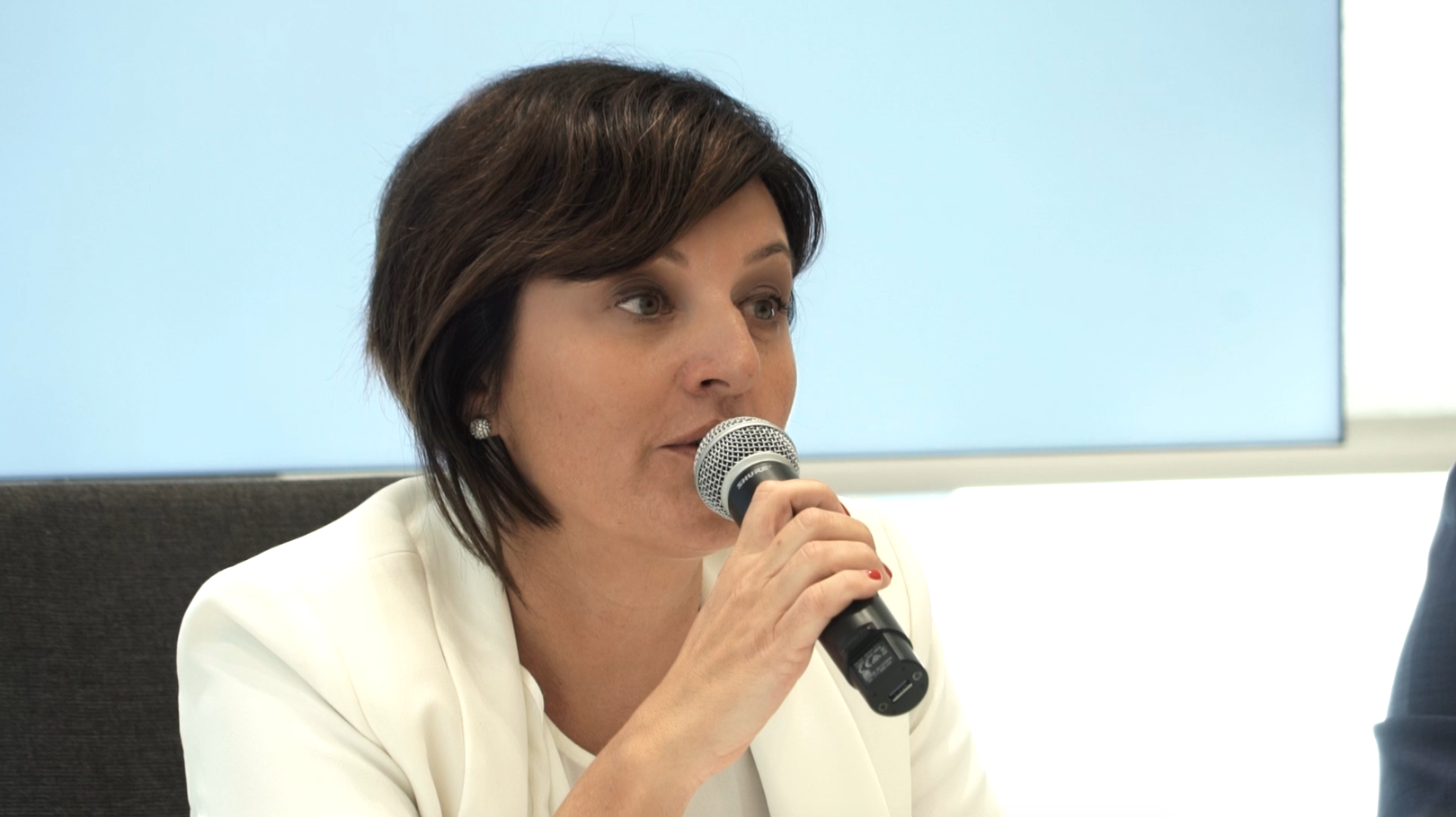 Simona Robotti, Director People & Culture, Philip Morris Manufacturing&Technology Bologna