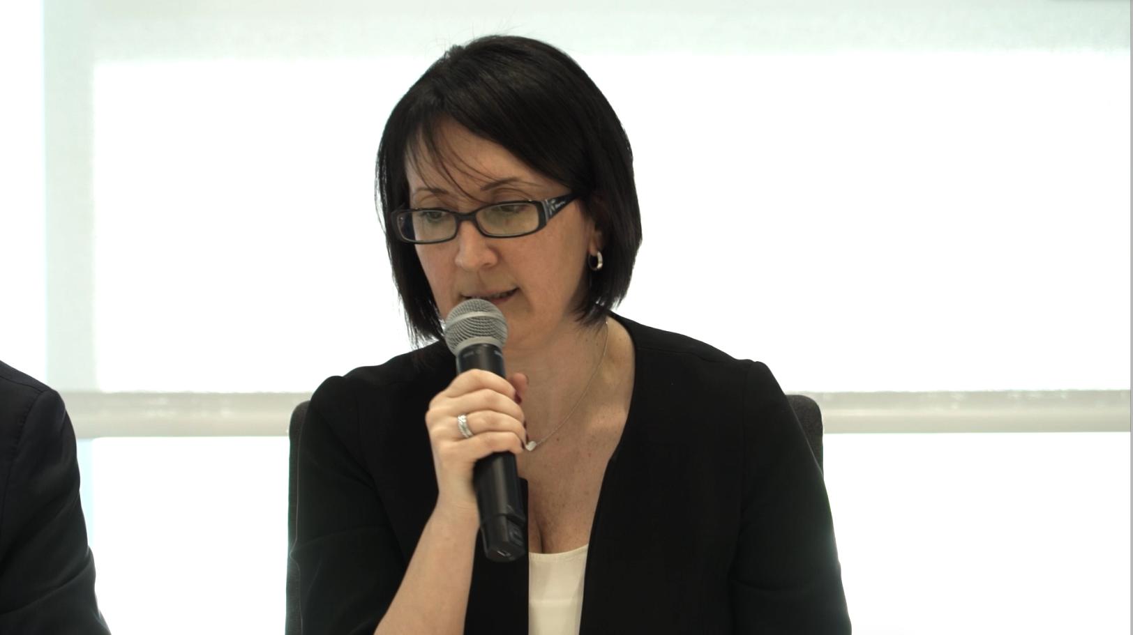 Emma Petitti, Assessore al Bilancio, Riordino istituzionale, Risorse umane e Pari opportunità della Regione Emilia-Romagna