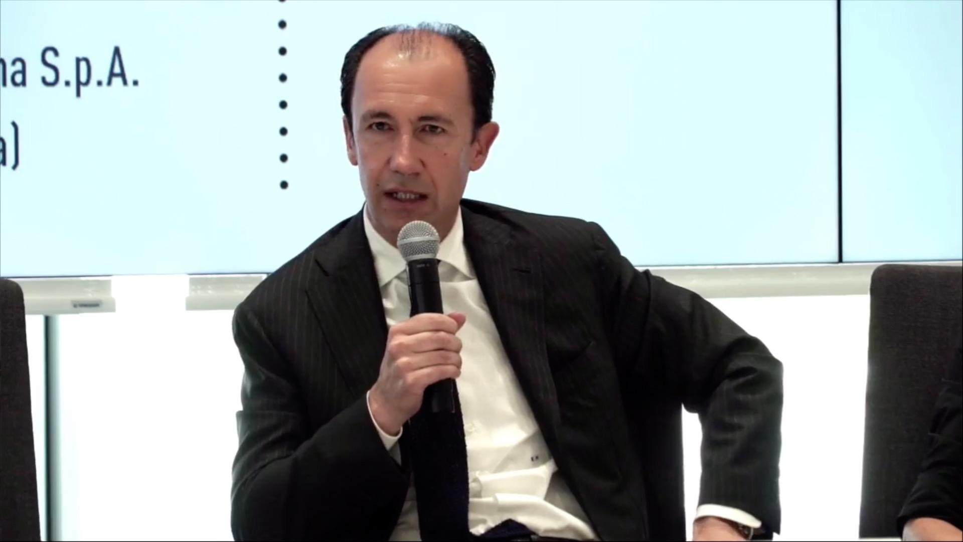 Erico Verderi, Vice Direttore Generale Carisbo-Gruppo Intesa San Paolo