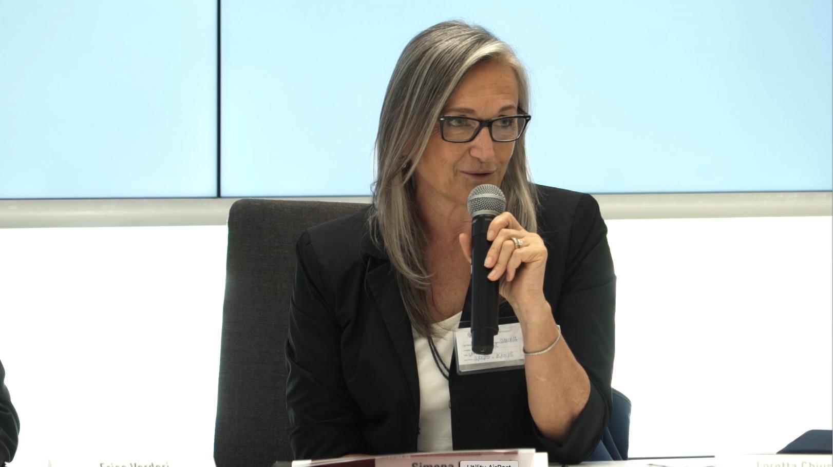 Simona Ragazzini, Responsabile Politiche di genere, CAMST