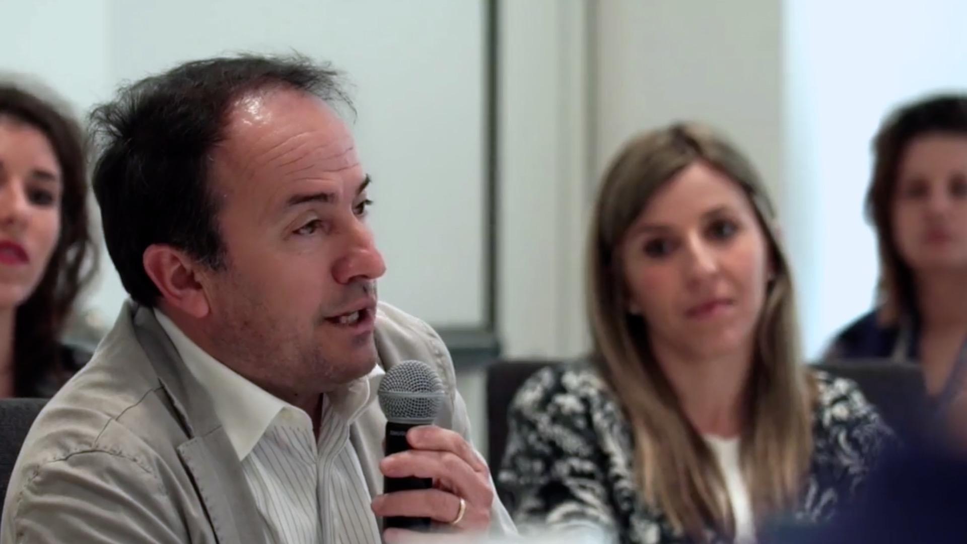 Maurizio Lunghi Segretario CGIL Bologna
