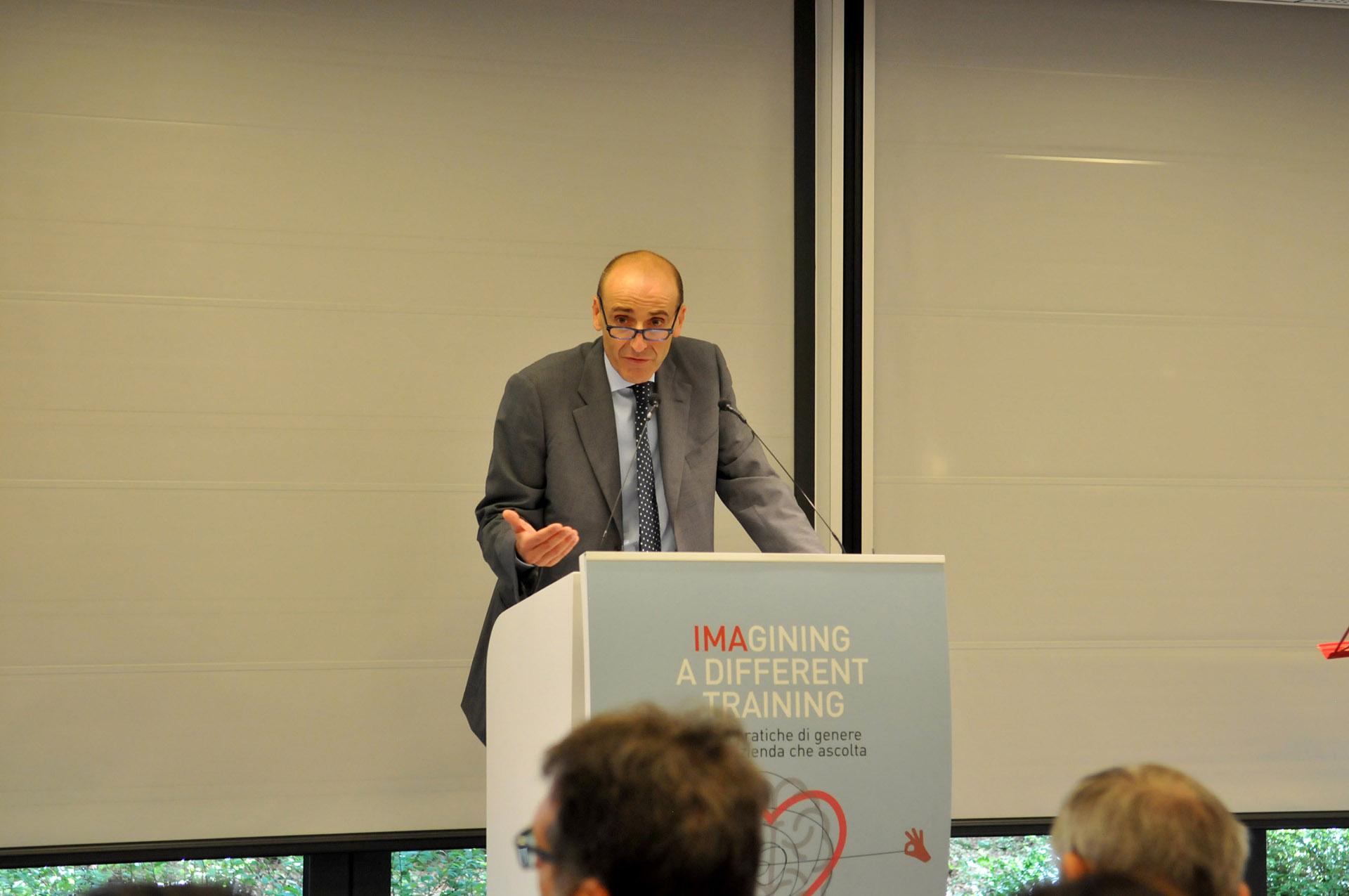 Alberto Vacchi, Presidente e Amministratore Delegato IMA Presidente Confindustria Emilia