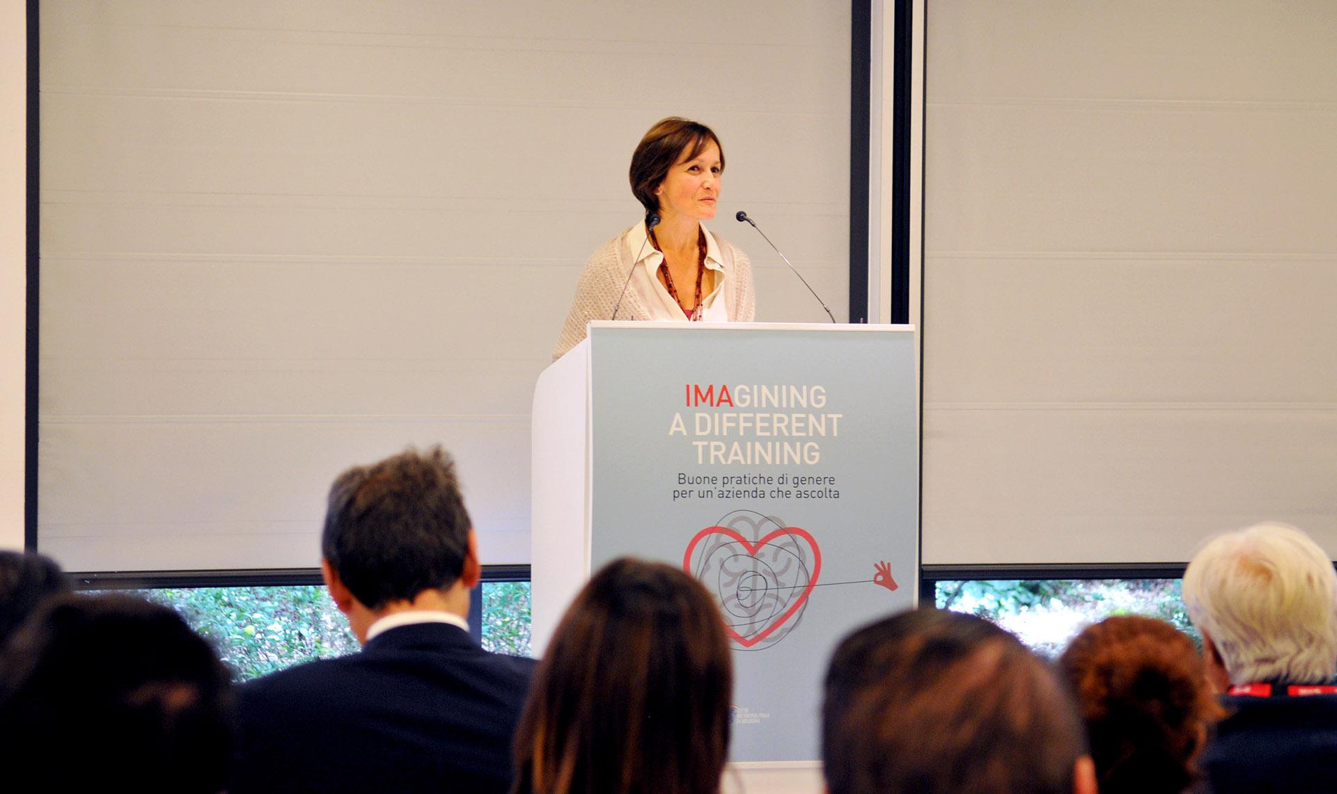 Lara Borgo, Country Talent Management Director, ALSTOM
