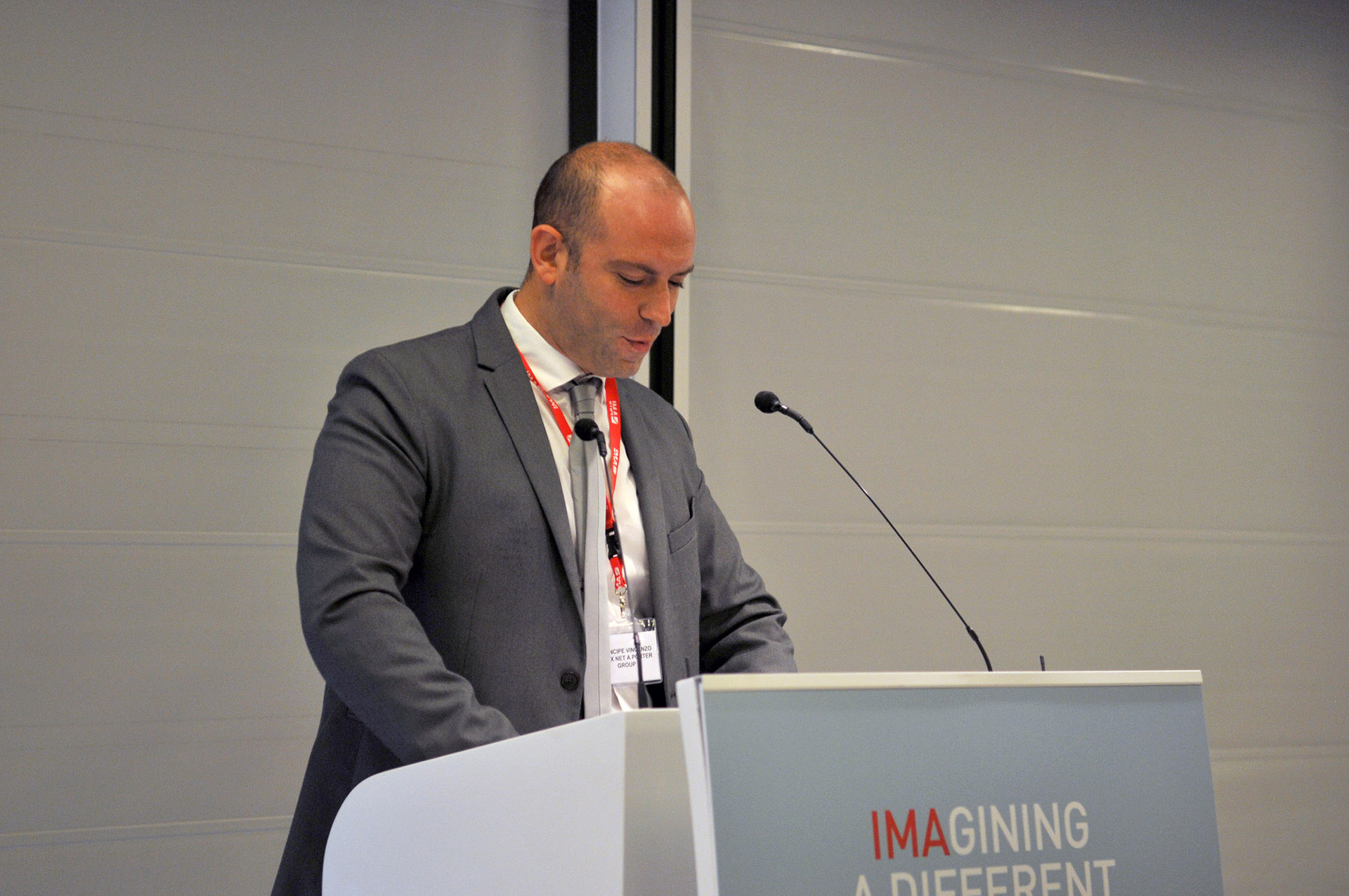 Vincenzo Prencipe, HR BP Operations & Industrial Relations, YOOX
