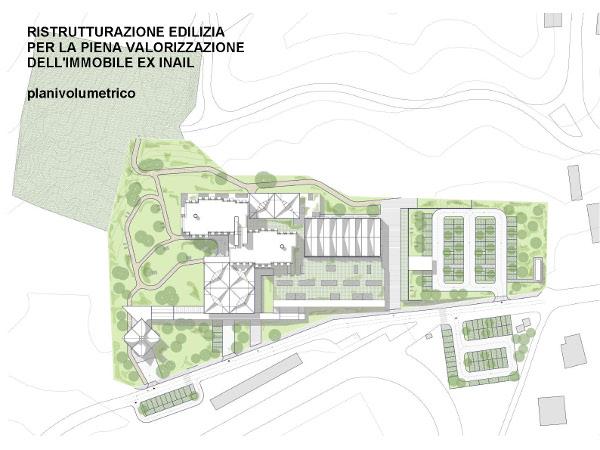 San Benedetto Val di Sambro: l'ecomostro diventa una nuova struttura per l'assistenza socio sanitaria
