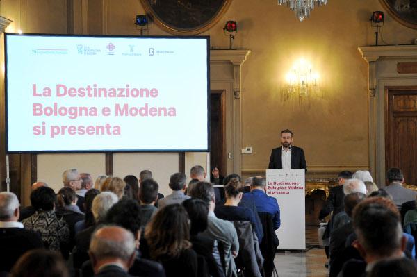 """""""La destinazione turistica Bologna e Modena si presenta"""""""