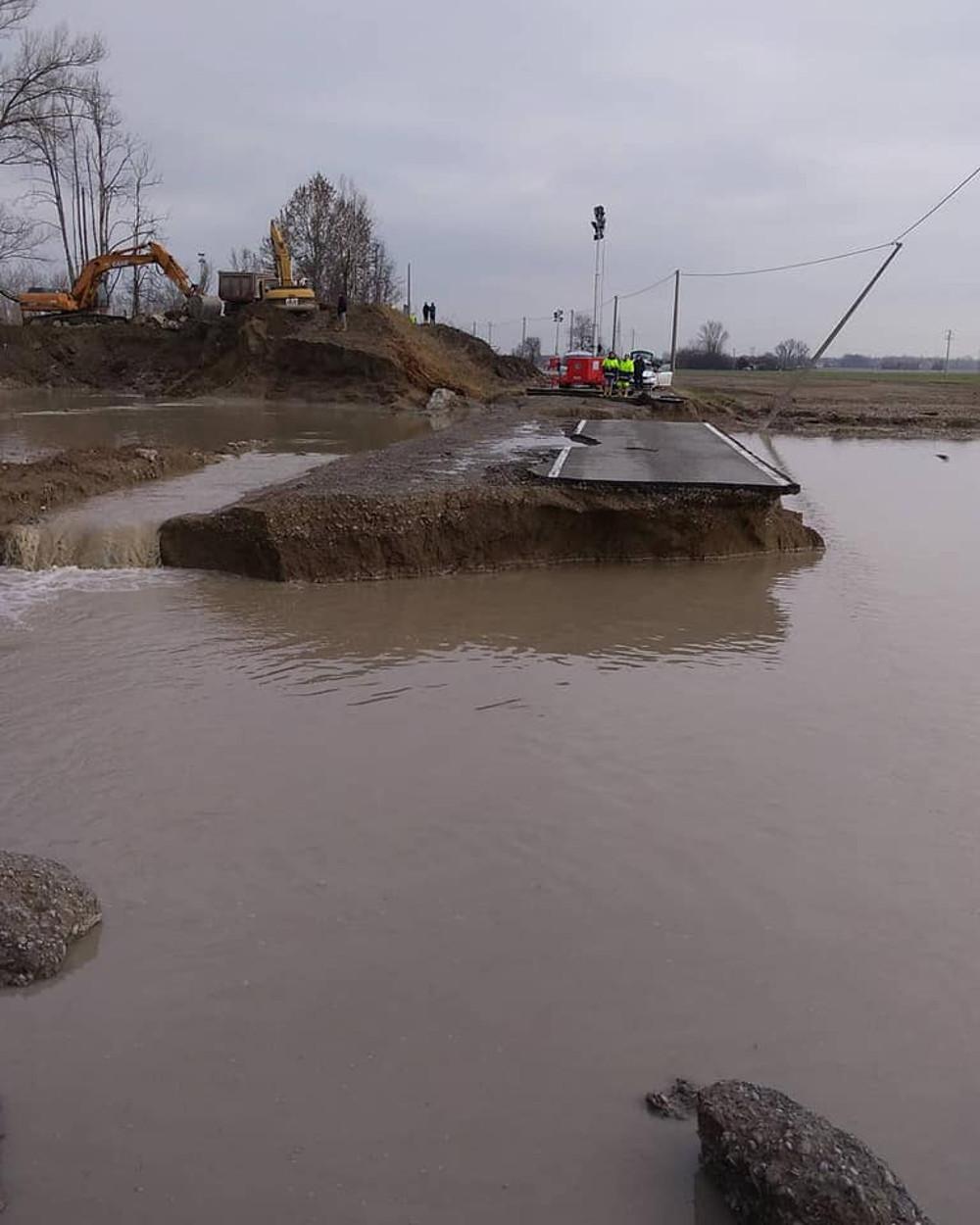 Alluvione del 2-3 febbraio 2019