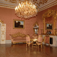Palazzo Malvezzi de Medici, sala Rosa