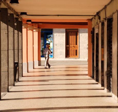 Portico di San Giovanni in Persiceto