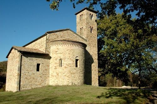 Badia di Monte Armato a Ozzano dell'Emilia