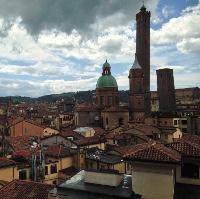Bologna vista da palazzo Malvezzi