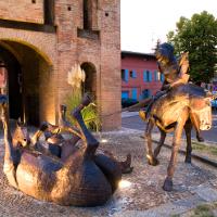 San Giorgio di Piano: Cavalli a Porta Capuana