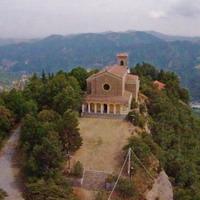 Monte delle Formiche visto da un drone