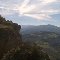 Sul crinale di Monte Adone