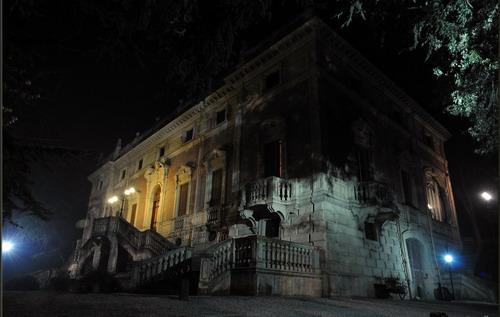 23/01/2012 - Villa Benni in via Saragozza a Bologna. Foto di Massimo Brunelli