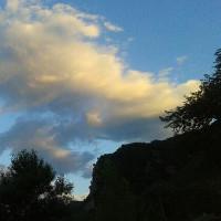 Alba estiva alla  Rupe di Calvenzano