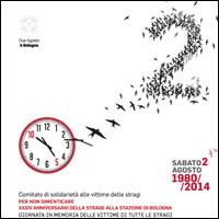 XXIV anniversario della Strage alla Stazione di Bologna