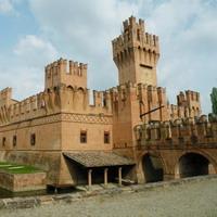 Castello dei Manzoli a Minerbio