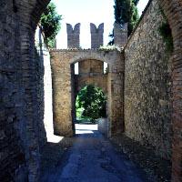 La Rocca di Castello di Serravalle
