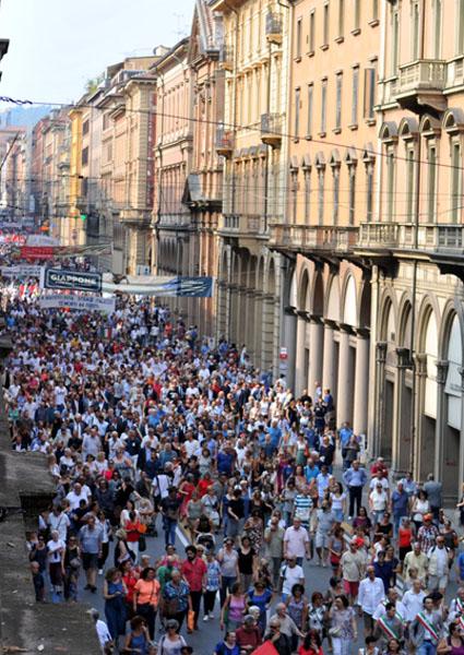 2 Agosto 2018. 38° anniversario della strage alla stazione. Bologna non dimentica