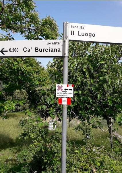 Della Lana e della Seta in cammino tra Bologna e Prato