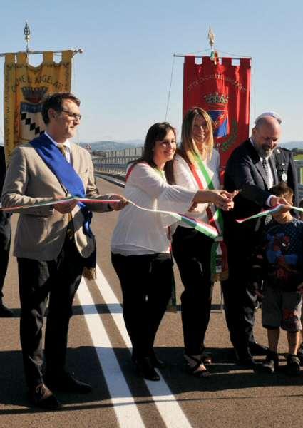 Aperta al traffico la SP 87 Nuova Galliera: 6 km da Bologna a Funo di Argelato