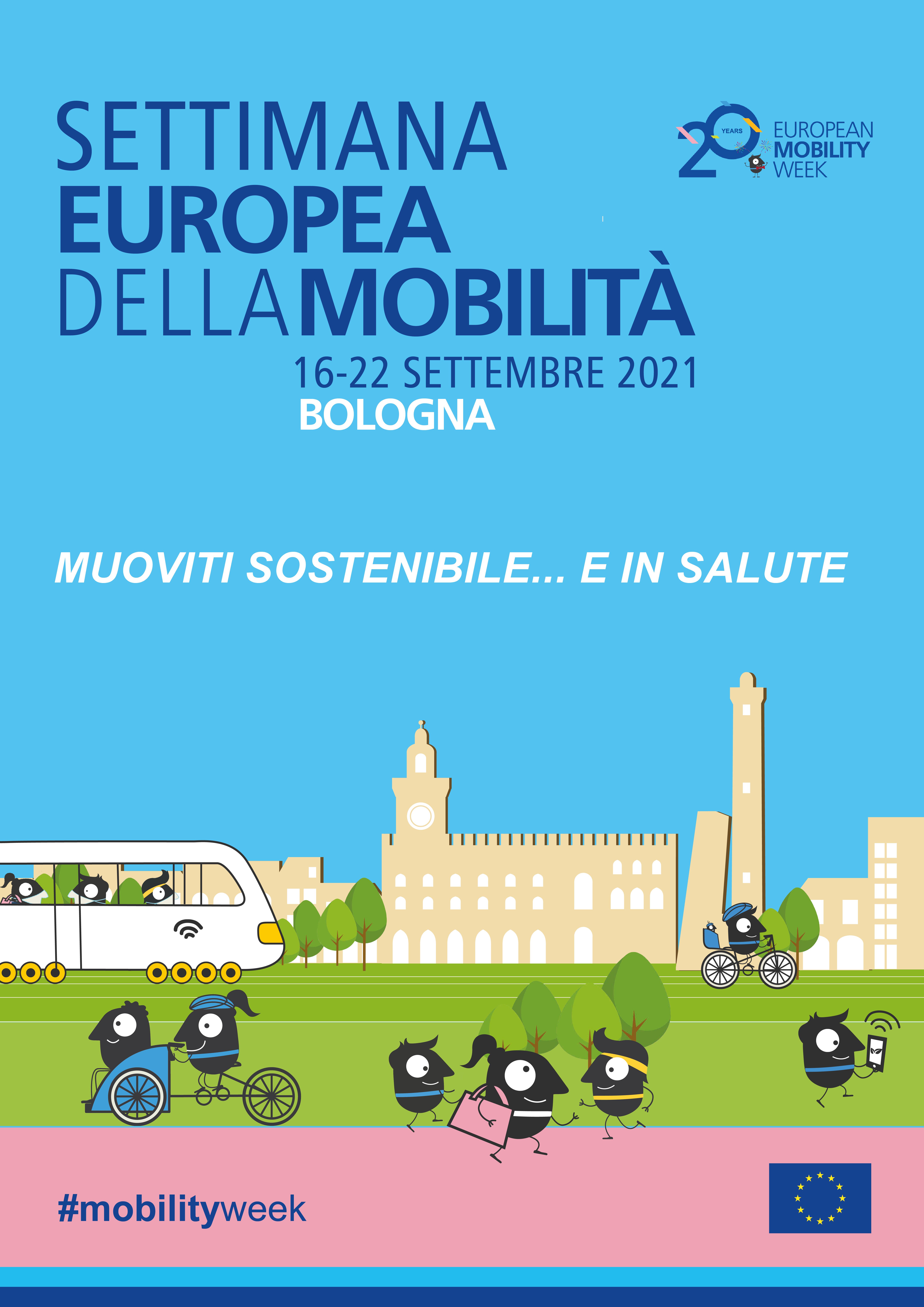 Settimana della mobilità sostenibilie