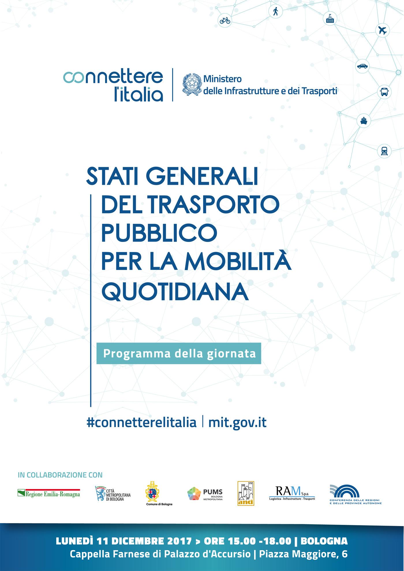 Stati generali del trasporto pubblico per la mobilità quotidiana