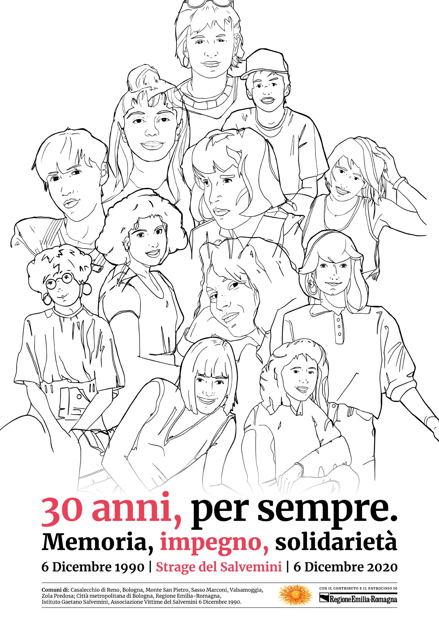 30 anni strage Salvemini