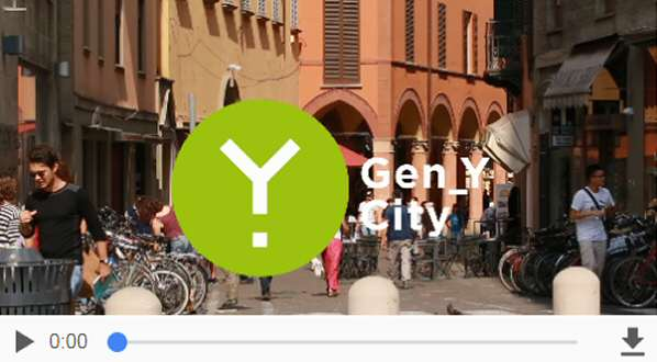 Gen-y – Prendere il ritmo della città