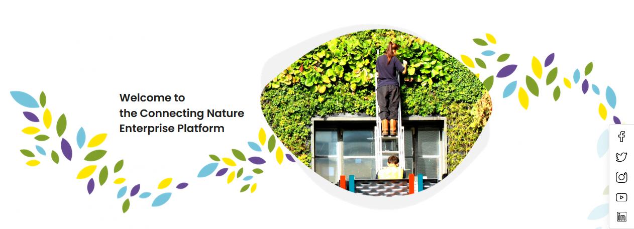 Connecting Nature Enterprise Platform
