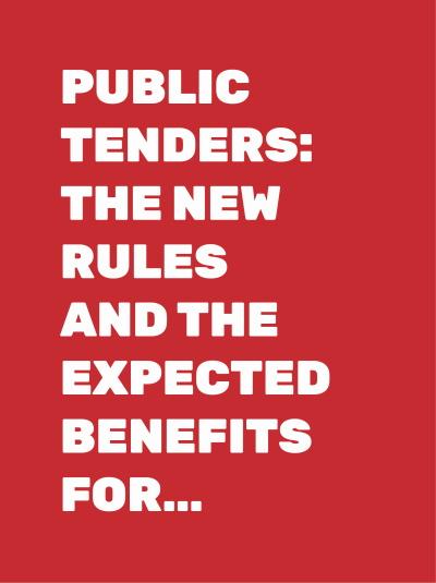 PUBLIC TENDERS