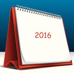 Statistiche anno 2016
