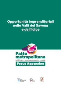 Opportunità imprenditoriali nelle Valli del Savena  e dell'Idice