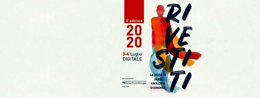"""RIVESTITI, il webinar """"Sostenibilità economica, sociale, ambientale"""